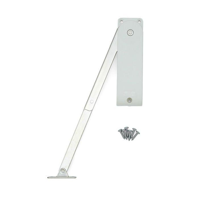 ランプ印 セルフクローズステー HDS-10S型 2本使い用 HDS-10S-HL-WT