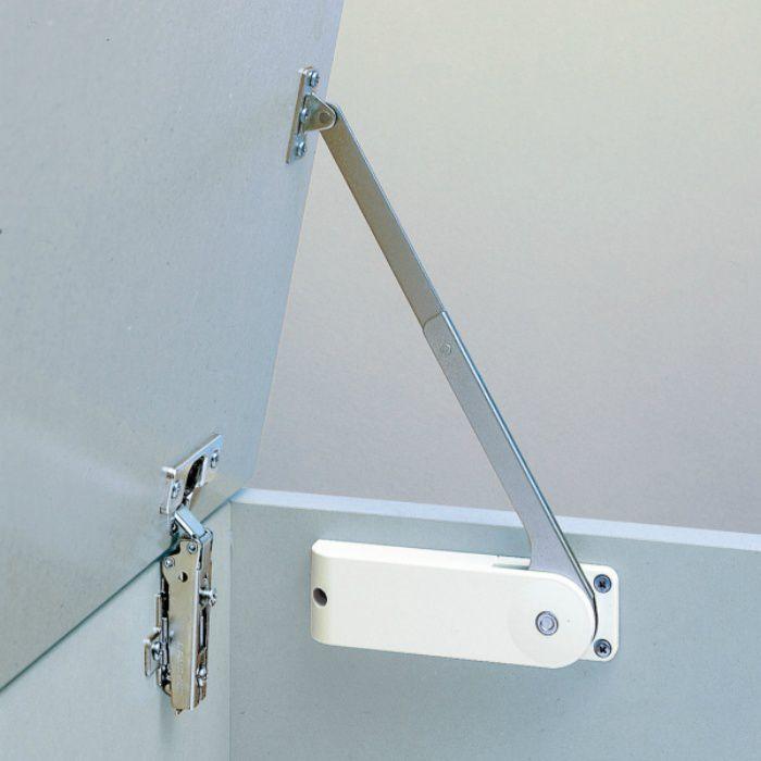 ランプ印 セルフオープンステー HDS-20S型 2本使い用 HDS-20S-HR-BL