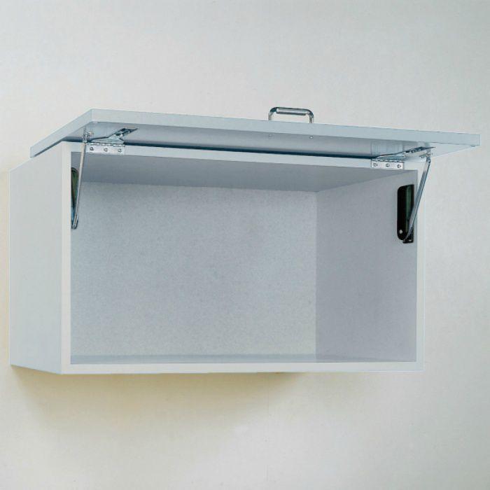 ランプ印 フリッパードア金具 OVN型 ブラック OVN-3
