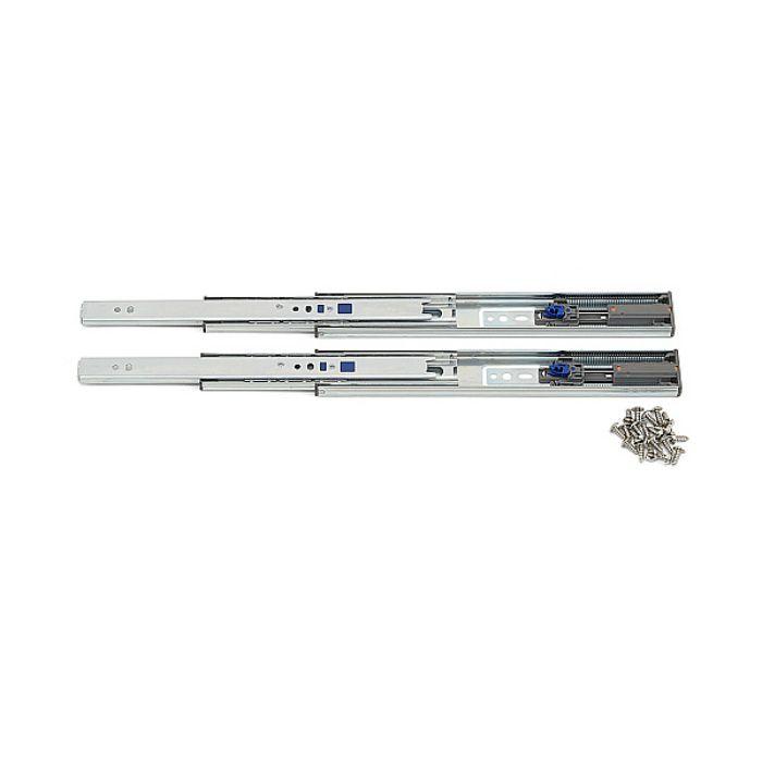 ランプ印 スライドレール 3670 セルフ&ソフトクロージング機構付 3670-250