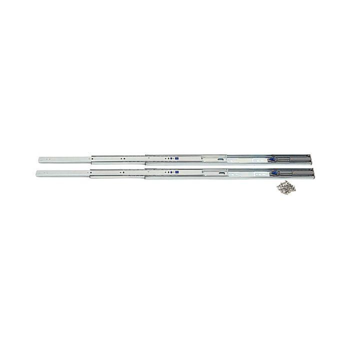 ランプ印 スライドレール 3670 セルフ&ソフトクロージング機構付 3670-500