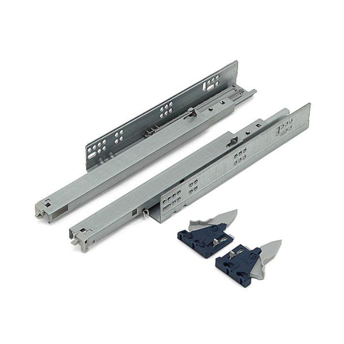 KNAPE&VOGT スライドレール 3400 セルフ&ソフトクロージング機構付 底付けタイプ 3400-350