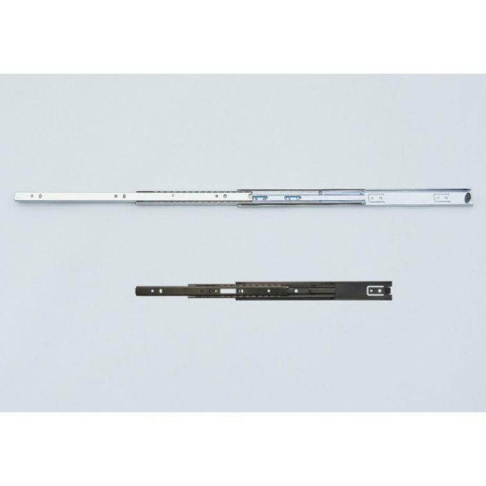 ランプ印 スライドレール 3618 ブラック 3618-550BL