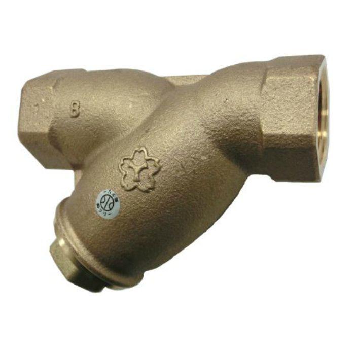 B10YTN 鉛カット 青銅Yストレーナ 大和型10K 25A