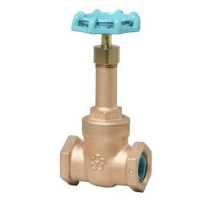 5G-CN 鉛カット 給水用コアリング 青銅ゲート弁 5K 32A