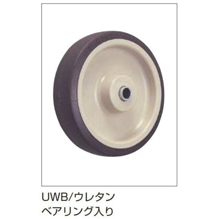 ステンレス鋼製キャスター SUS-SJ型 プレートタイプ SUS-SJ150-S-UWB