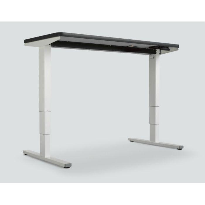 テーブル専用電動昇降装置LFT-2E-600型 ホワイト LFT-2E-600-W