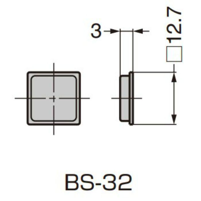 BSクリアバンパー クリア BS-32