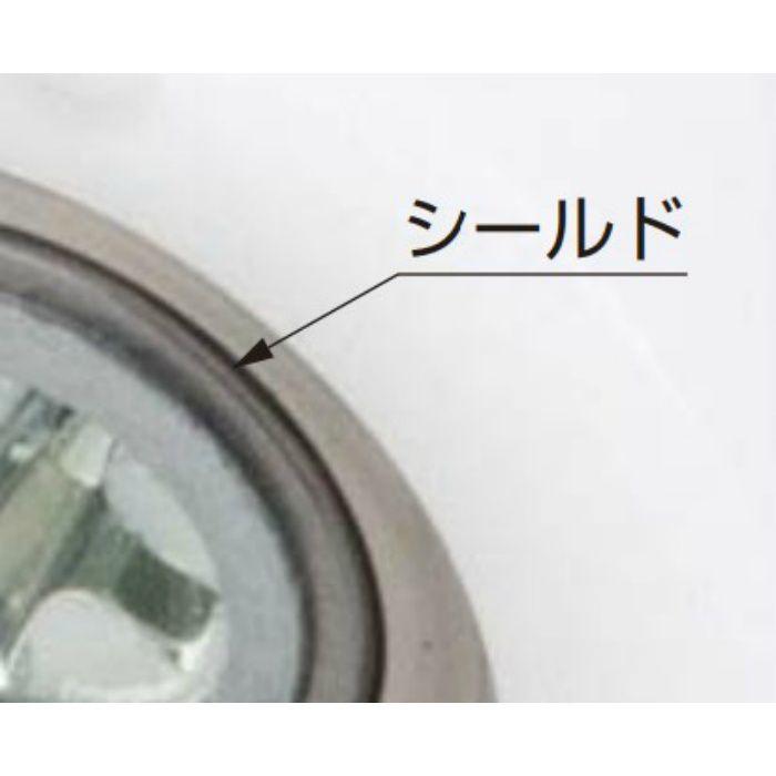 中荷重ベアリング DT型 スチールインサート仕様 ねじ軸仕様 DT-20-BH1-L1260ZZ