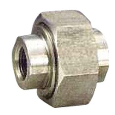 304PT-U SUS304 高圧 ネジ込 ユニオン 8A