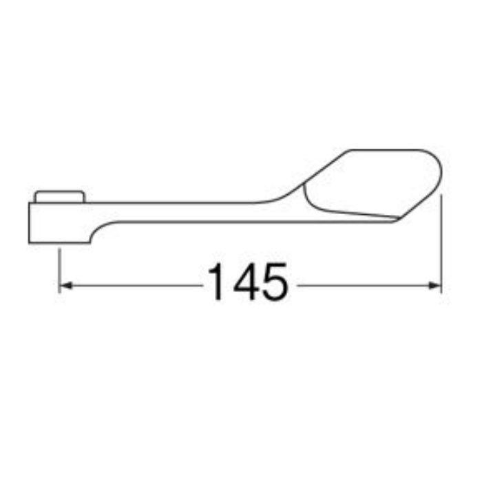 PR230F-L ワンタッチレバー