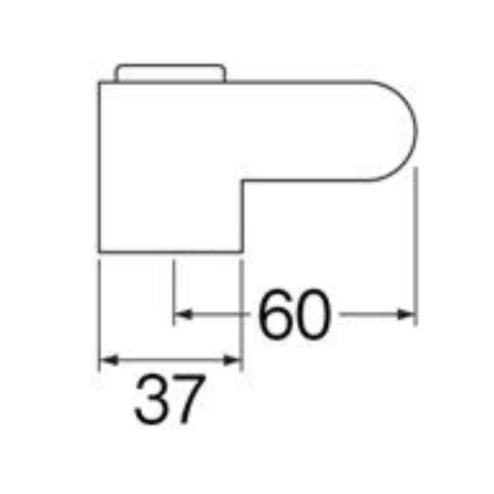 PR261F サークルレバー
