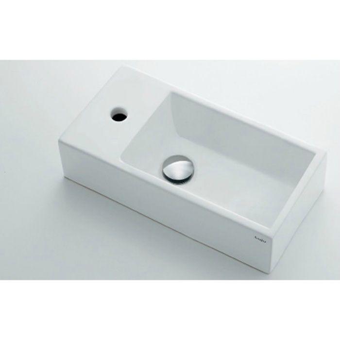 493-153 壁掛タイプ 壁掛手洗器(Lホール)