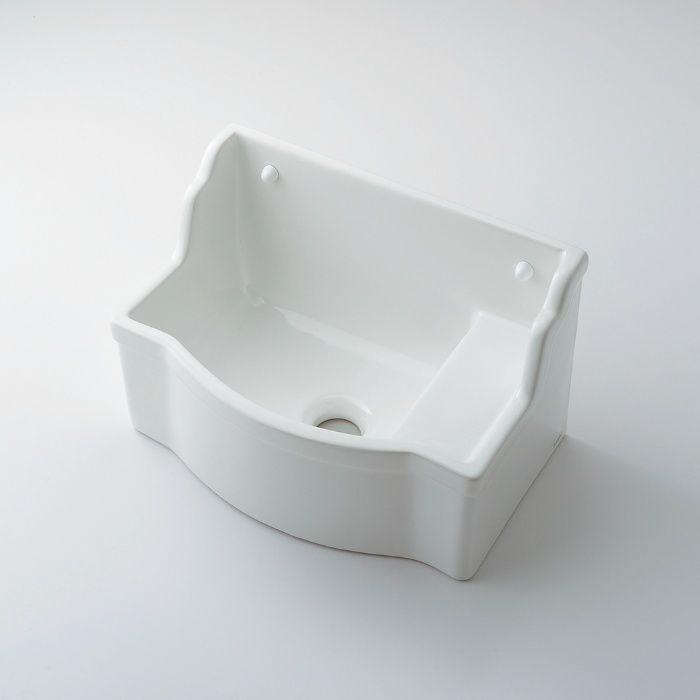 【入荷待ち】493-136 壁掛タイプ 壁掛手洗器