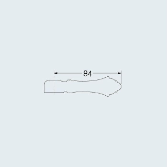 793-617 水栓本体部品 セラミックレバー