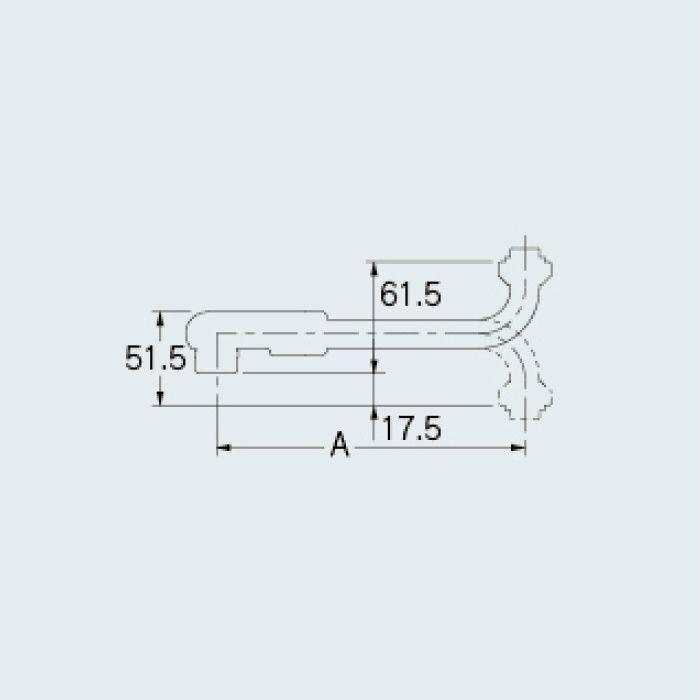7951-300 水栓先端部品 SUパイプ