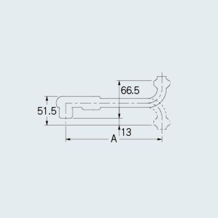 9130 水栓先端部品 泡沫SUパイプ