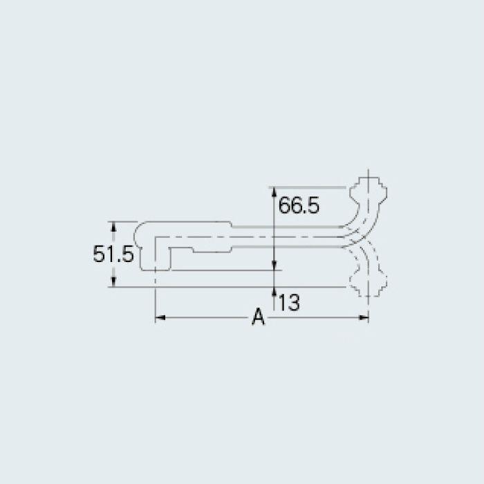 9135 水栓先端部品 エコ泡沫SUパイプ