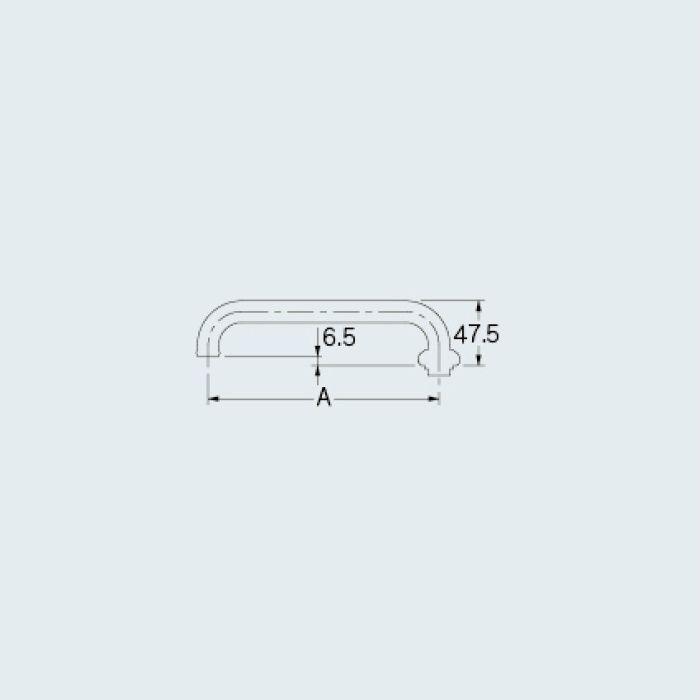 795-921 水栓先端部品 キッチリコンUパイプ