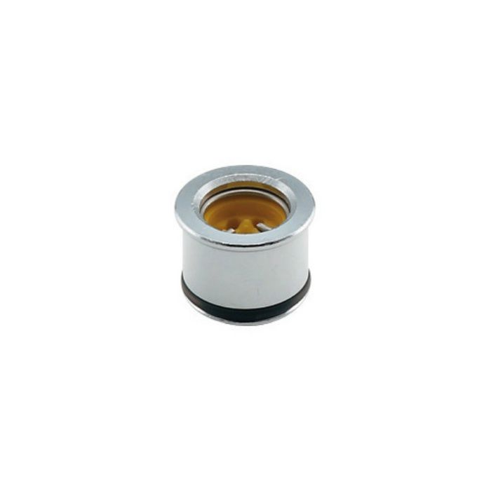 219-090-9 水栓先端部品 定流量パイプアダプター 橙