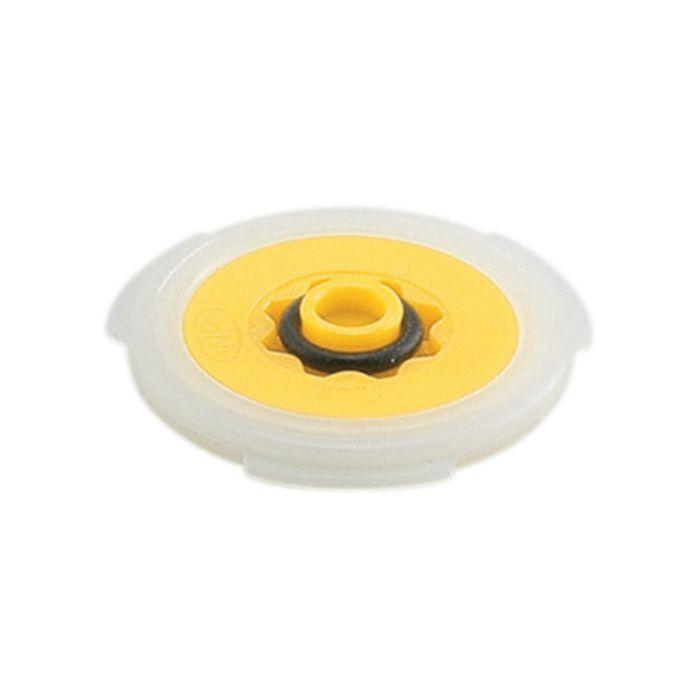 794-061-5 水栓先端部品 定流量パッキン 黄