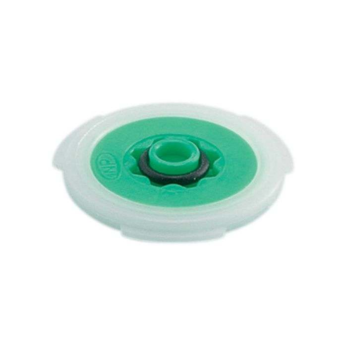 794-061-7 水栓先端部品 定流量パッキン 緑