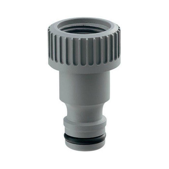 568-031 水栓先端部品 逆止弁つきネジ口金 13