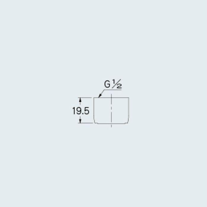 796-104-13 水栓先端部品 泡沫金具