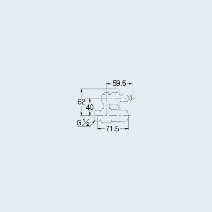 788-803 分岐装置 分水孔コック(ニップルつき)