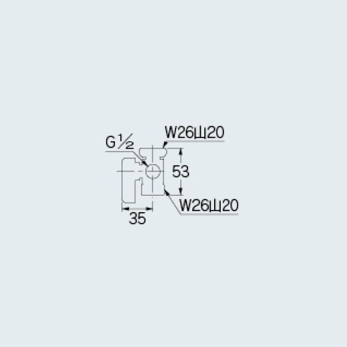 789-202 分岐装置 マルチ分岐(切替弁型)