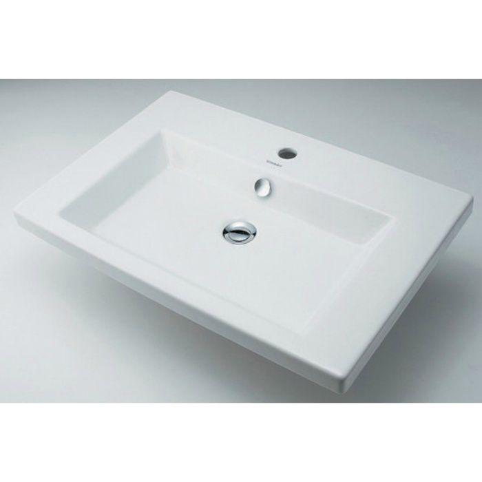 #DU-0491700000 カウンター設置タイプ 角型洗面器