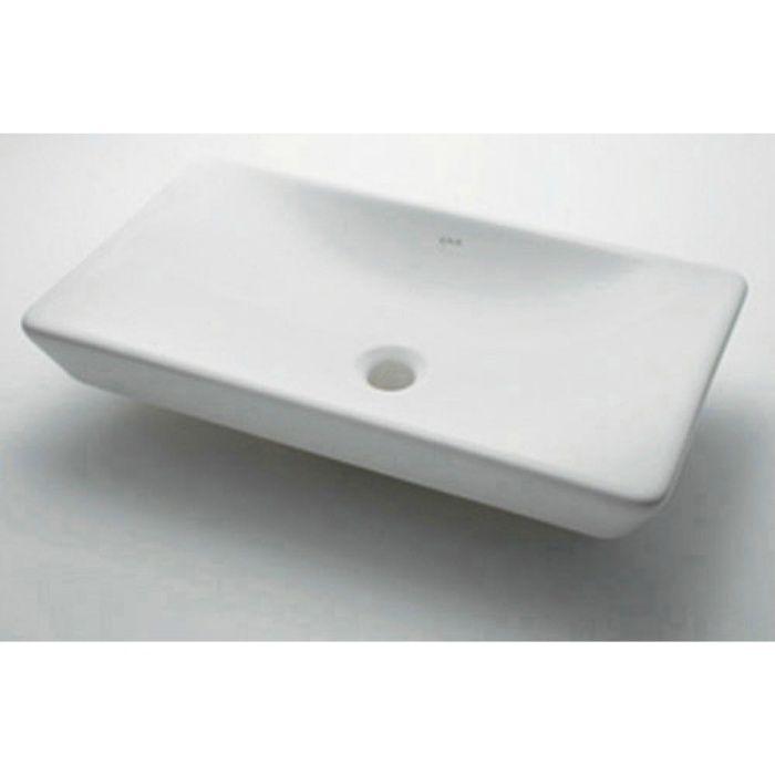 #VR-4461B0030016 カウンター設置タイプ 角型洗面器