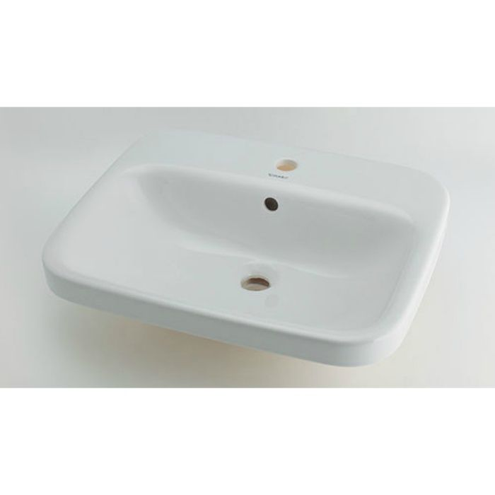 #DU-0374560000 カウンター設置タイプ 角型洗面器