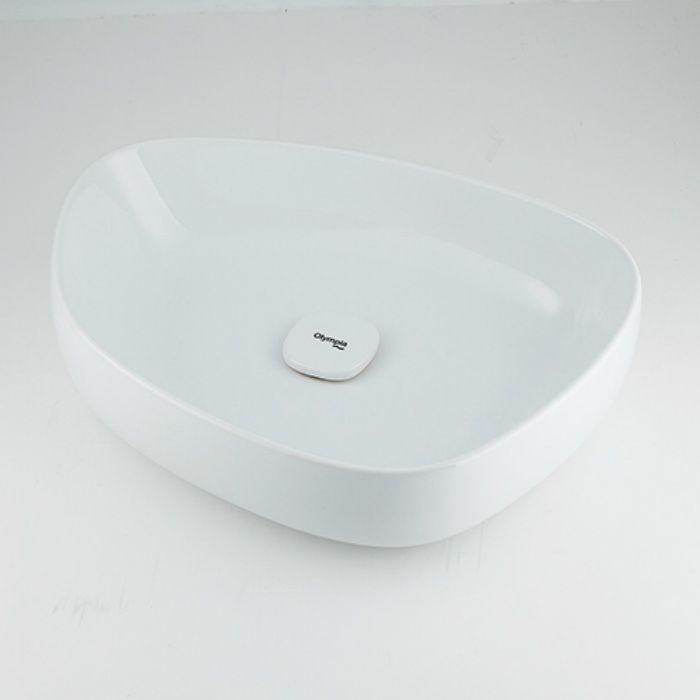 #LY-493210 カウンター設置タイプ 洗面器 ホワイト