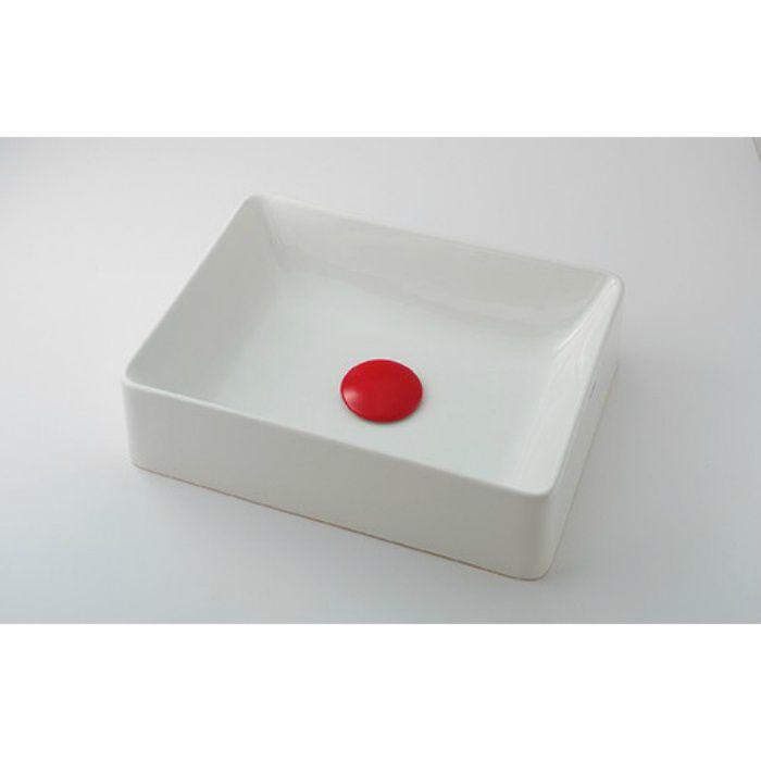 #LY-493213-R カウンター設置タイプ 角型洗面器