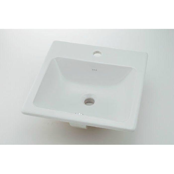 #VR-5463B0030001 カウンター設置タイプ 角型洗面器