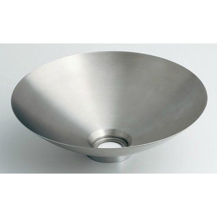 493-038 カウンター設置タイプ 丸型手洗器