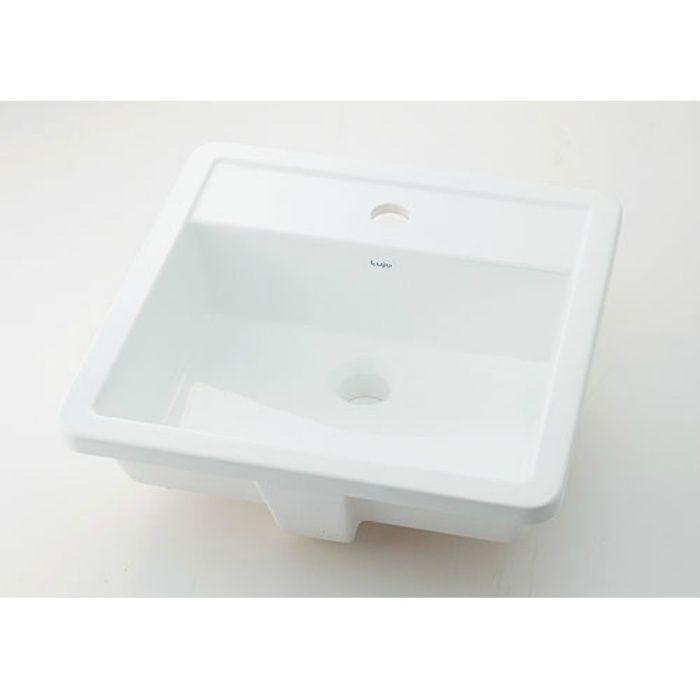 493-076 カウンター設置タイプ アンダーカウンター式洗面器