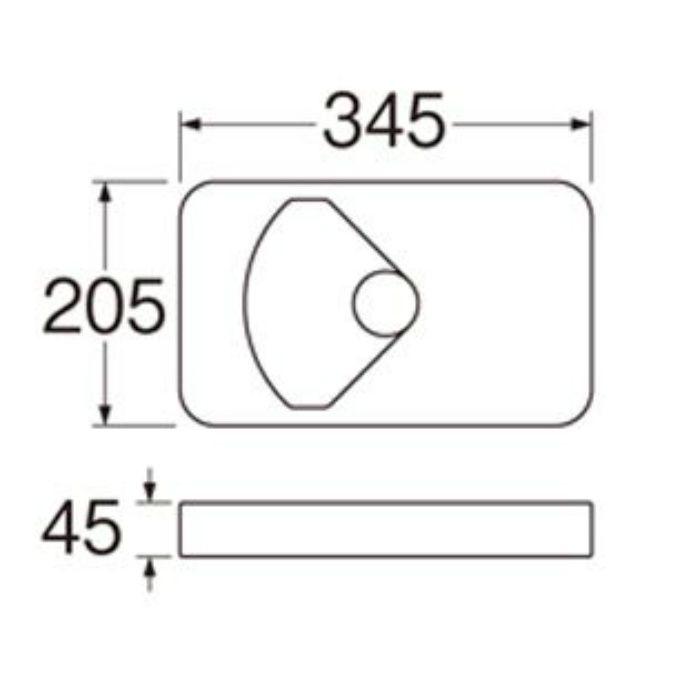 H543F1-340 ミニパン用フタ