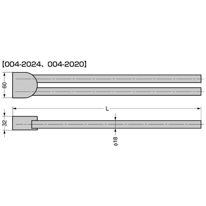 Zwei L タオル掛 004-2024 004-2024