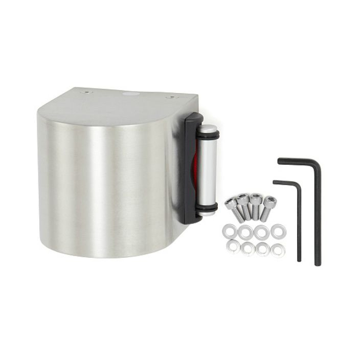 ランプ印 壁面取付 ベルトリールパーティション® AP-BR057型 AP-BR057L(SH)