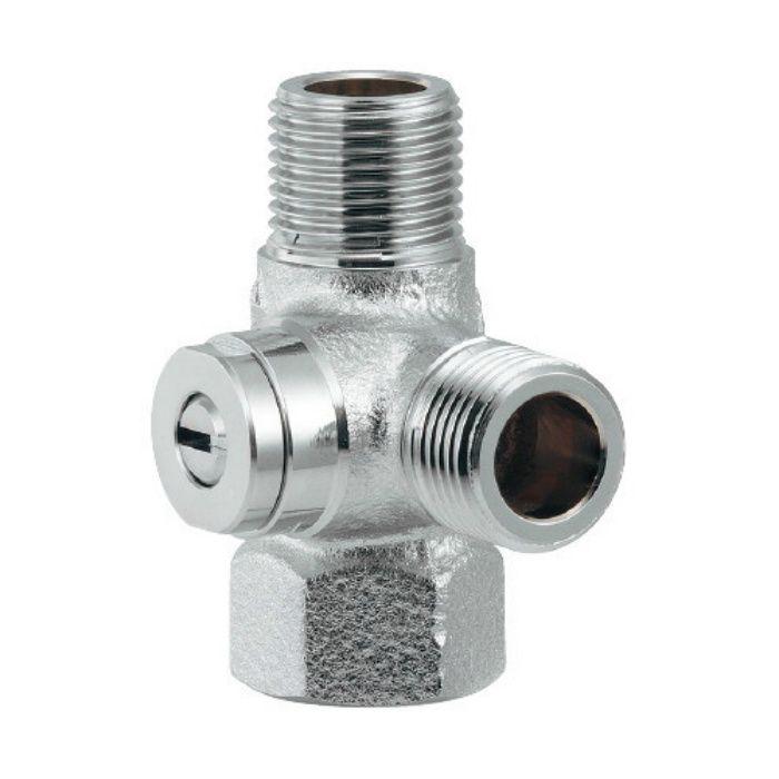 784-572-13 止水栓 キッチンヘッダー(D式)