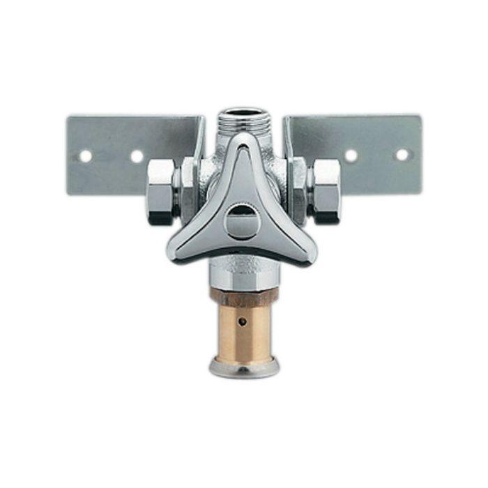 783-575-13 止水栓 ストレート形分岐止水栓