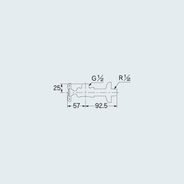 705-647-13 止水栓 アングル形止水栓
