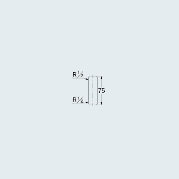 9659 止水栓 クロームニップル