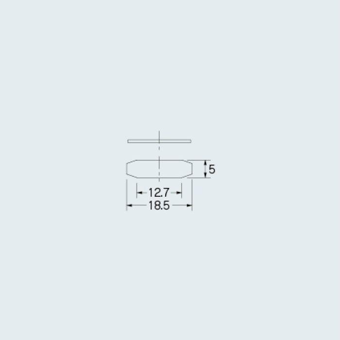 745-701 止水栓 さしこみパッキンセット