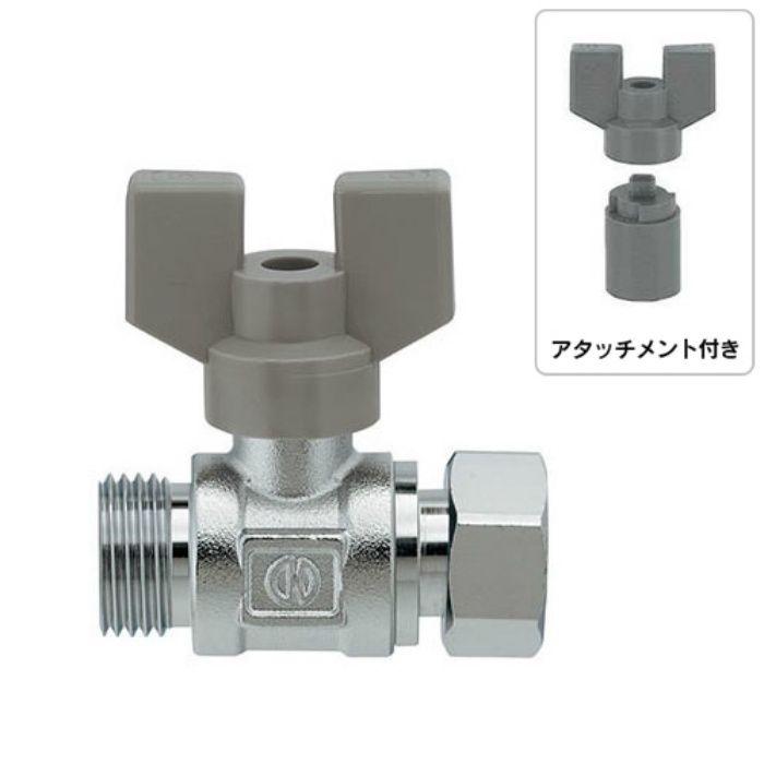 650-605-20 バルブ ボールバルブ(片ナットつき)