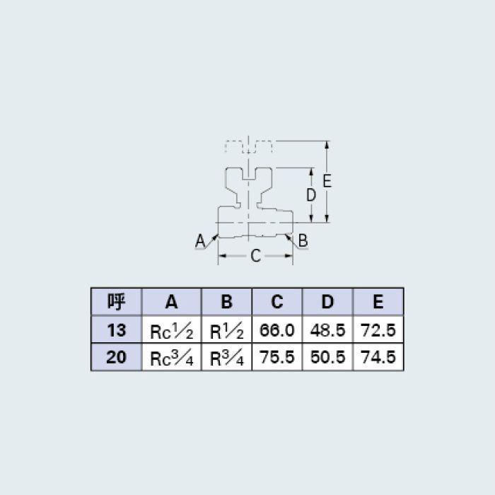 650-131-13 バルブ 耐熱ボールバルブ