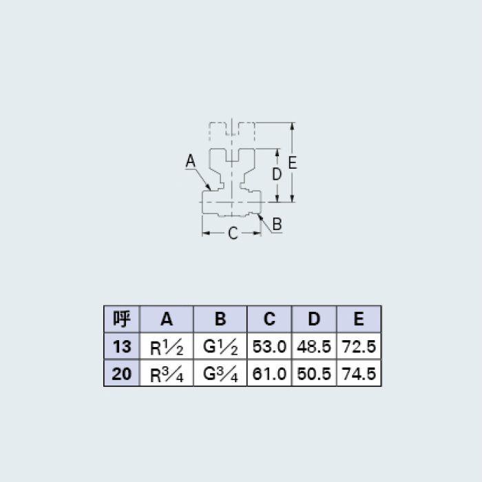 650-090-13 バルブ ステンレスボールバルブ