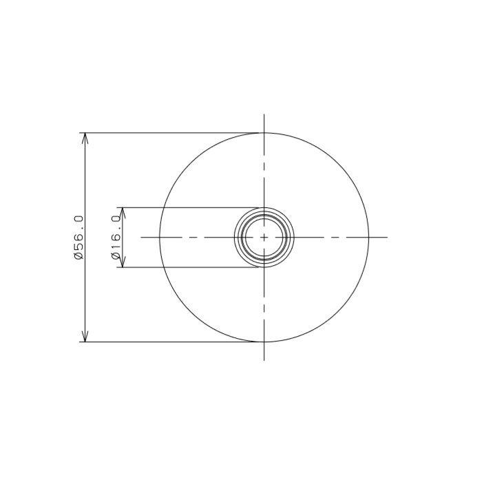 672-041-25L メタカポリ エコキュート用・20ミリ保温 10mm